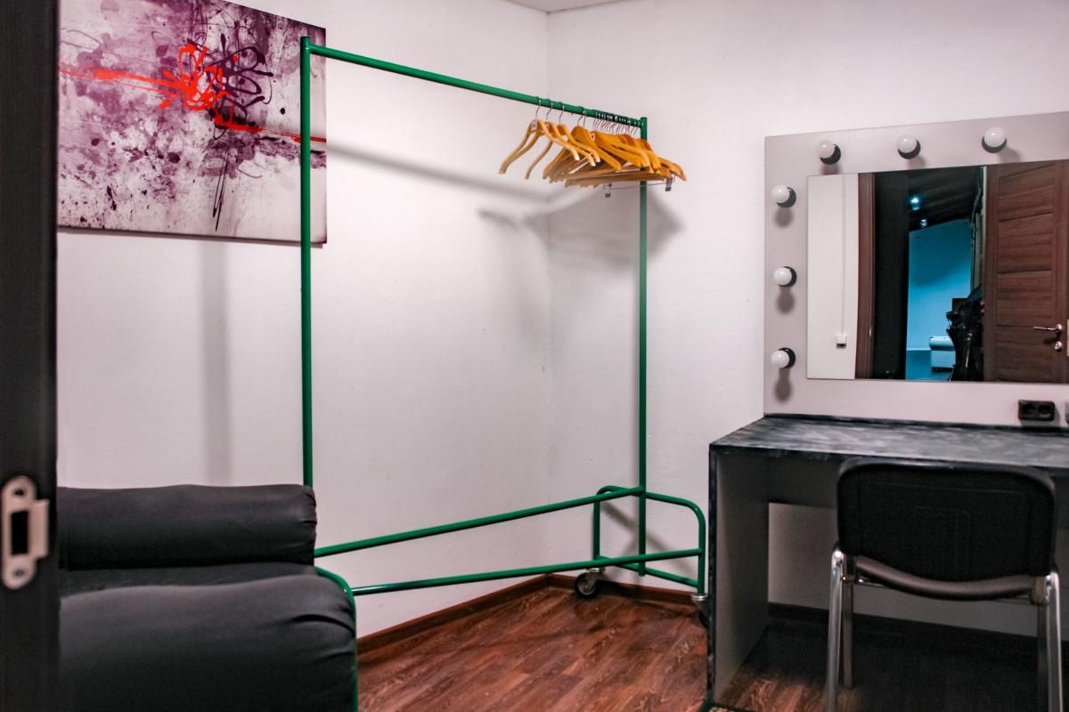 Другие пространства студии: Залы 15, 17